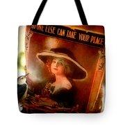 No One Else... Tote Bag