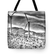 No Place Like Home 3 Desert Hot Springs Tote Bag