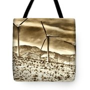 No Place Like Home 3 Palm Springs Tote Bag