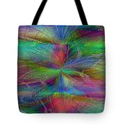 No Strings Attatched Tote Bag