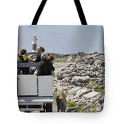 No Taxi And The Dog Goes As Well Tote Bag