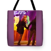 No Time For Shopping Tote Bag
