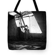 No Way Out Tote Bag by John Rizzuto