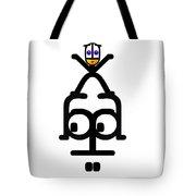 No Worry Babe Tote Bag