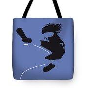 No008 My Pearl Jam Minimal Music Poster Tote Bag