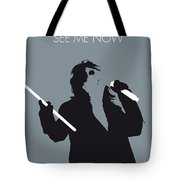 No047 My Alice Cooper Minimal Music Poster Tote Bag