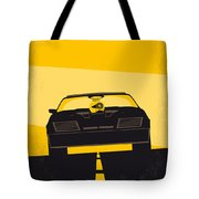 No051 My Mad Max Minimal Movie Poster Tote Bag