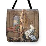 No.0961 The Charming Brute Tote Bag