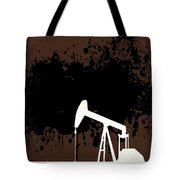 No102 My Giant Minimal Movie Poster Tote Bag