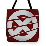 No123 My Xmen Minimal Movie Poster Tote Bag by Chungkong Art