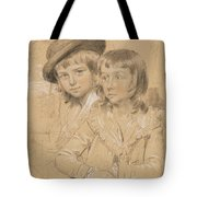 No.1933 Benjamin And Lewis Way Tote Bag