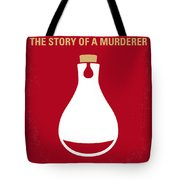 No194 My Perfume The Story Of A Murderer Minimal Movie Poster Tote Bag by Chungkong Art