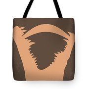 No210 My Crocodile Dundee Minimal Movie Poster Tote Bag