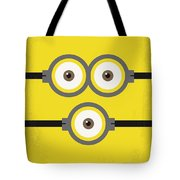 No213 My Despicable Me Minimal Movie Poster Tote Bag