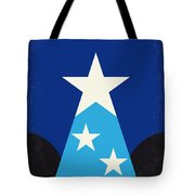 No242 My Fantasia Minimal Movie Poster Tote Bag