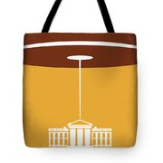 No249 My Independence Day Minimal Movie Poster Tote Bag