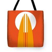 No274 My The Endless Summer Minimal Movie Poster Tote Bag by Chungkong Art