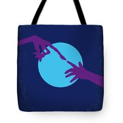 No282 My Et Minimal Movie Poster Tote Bag
