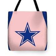 No302 My Debbie Does Dallas Minimal Movie Poster Tote Bag