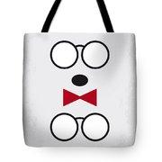 No324 My Mr Peabody Minimal Movie Poster Tote Bag