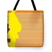 No326 My Juno Minimal Movie Poster Tote Bag