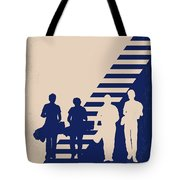 No429 My Stand By Me Minimal Movie Poster Tote Bag