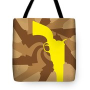 No431 My They Call Me Trinity Minimal Movie Poster Tote Bag