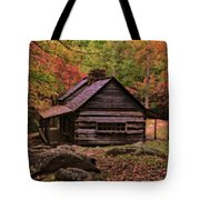 Noah Ogle Place In The Smoky Mountains Tote Bag