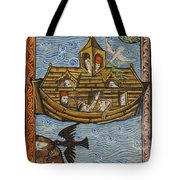 Noahs Ark, 1190 Tote Bag by Getty Research Institute