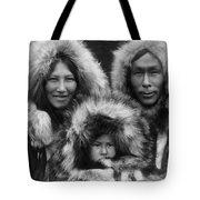Noatak Indians Circa 1929 Tote Bag