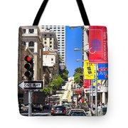 Nob Hill - San Francisco Tote Bag
