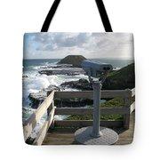 The Nobbies Outlook - Great Ocean Road, Australia Tote Bag
