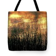 Noble Grasses Tote Bag