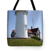 Nobska Light Station Tote Bag