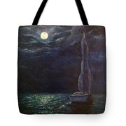 Nocturne Song Tote Bag
