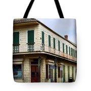 Nola Streetcorner Tote Bag