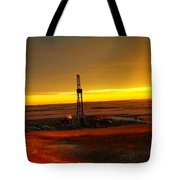 Nomac Drilling Keene North Dakota Tote Bag