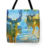 Nomad - Little Dollop And Rudi Tote Bag