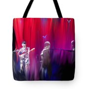 Norah Jones On Stage Tote Bag