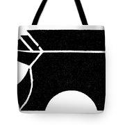 Nordic Symbol Anvil Tote Bag