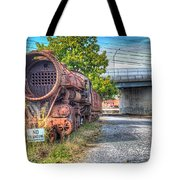 Norfolk And Western Class M2c  No 1151 Tote Bag