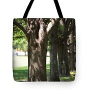 Norfolk Botanical Garden 4 Tote Bag