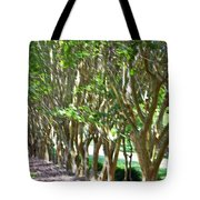 Norfolk Botanical Garden 5 Tote Bag