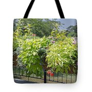 Norfolk Botanical Garden 8 Tote Bag