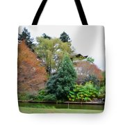 Norfolk Botanical Gardens Canal 9 Tote Bag