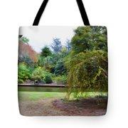 Norfolk Botanical Gardens Canal Tote Bag