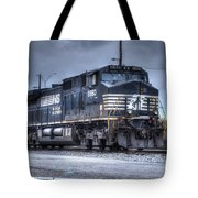 Norfolk Southern #8960 Engine II Tote Bag