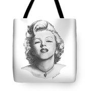 Norma Jeane Tote Bag