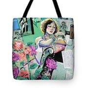 Norma Shearer Tote Bag