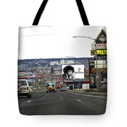 Normal Day Tote Bag
